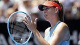 Sharapova to return to action in Mallorca