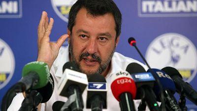 Minibot, Salvini: per me conta risultato