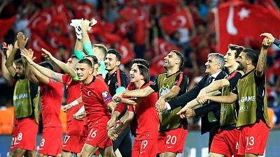 Turkey accuses Iceland of disrespect to soccer team