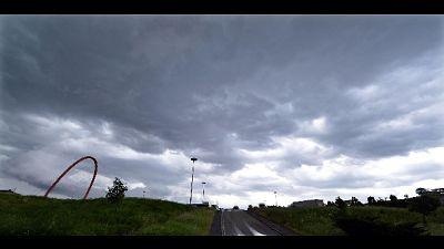 Nubifragi e grandine, allerta Piemonte