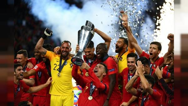 Ligue des nations: le Portugal ravi, l'Europe du football aussi
