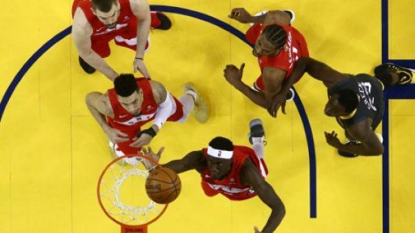NBA: Toronto si près du paradis, Golden State au bord du gouffre