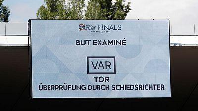 Nations League shows VAR reaching beyond its original scope
