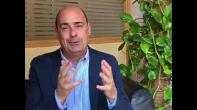 Zingaretti: alternativa a Salvini è Pd