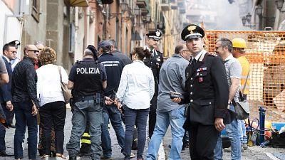 Esplosione vicino Roma: ipotesi errore