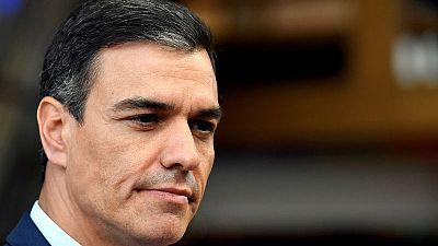 Spain's Socialists threaten repeat elections if opposition parties block Sanchez