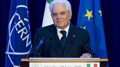 Mattarella, globalizzazione va governata