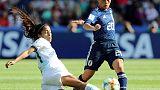 Stubborn Argentina holds Japan to goalless draw