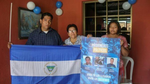 Nicaragua : libération de 50 prisonniers politiques amnistiés