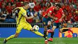 Spain in charge in qualifying quest after beating Sweden