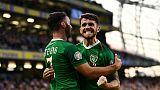 Own goal helps Ireland edge Gibraltar 2-0