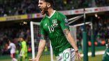 هدف عكسي يهدي أيرلندا الفوز على جبل طارق