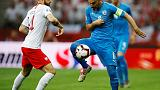 Poland extend Group G lead after fourth clean sheet