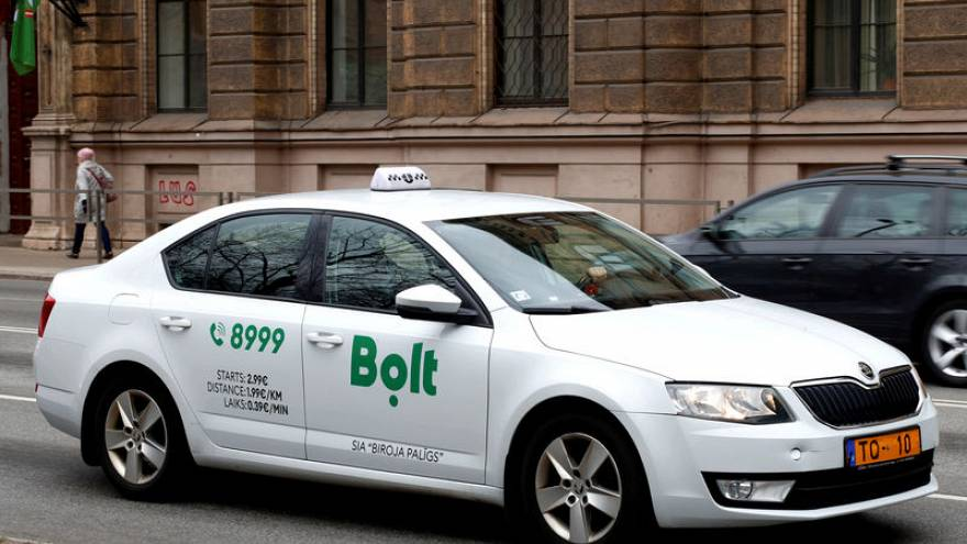 Uber's European rival Bolt enters London market, again