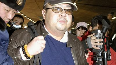 North Korean leader's slain half-brother was a CIA informant - Wall Street Journal