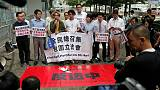 Hong Kong braces for mass protests against bill allowing extraditions to China