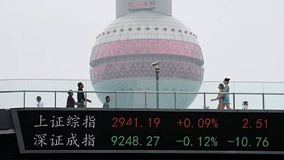 Fear and fervour propel Shanghai's tech board amid trade, Huawei tensions