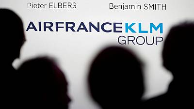 Air France KLM's May passenger numbers rose 3.3% from last year