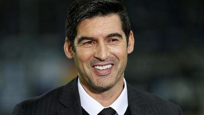 Roma ufficializza, Fonseca nuovo tecnico