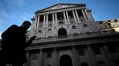 Bank of England's Vlieghe sees greater risks for economy
