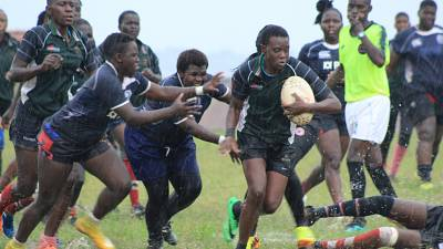 Uganda Rugby Women's XV's league status