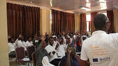 Reintegrating migrants while rehabilitating the environment