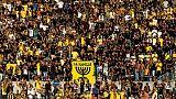 Israël: colère de fans du Beitar Jerusalem après le recrutement d'un joueur au nom musulman