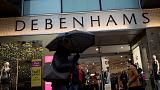 Britain's Debenhams receives Sports Direct challenge to restructuring