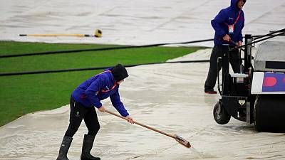 Bangladesh-Sri Lanka match delayed due to rain in Bristol