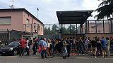 Migranti:'svuotato hub, nessun problema'