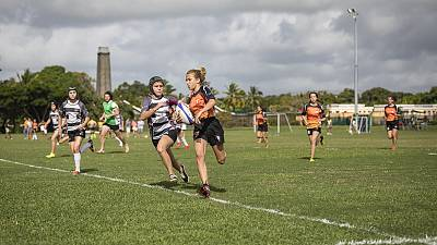 SCOTT Women's 7s International Rugby Tournament (Mauritius) 2019