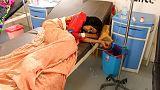 Cholera surge stalks Yemen's hungry and displaced