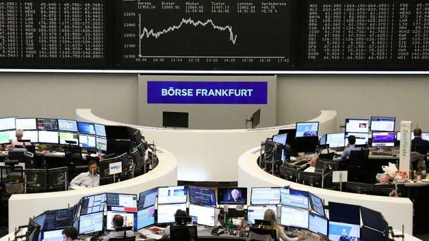 التحفيز الصيني وصعود الأسهم الألمانية يرفعان أسواق أوروبا