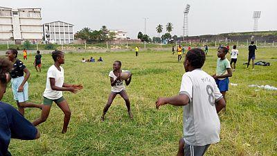 Rugby – République démocratique du Congo (RDC) : Près de 500 jeunes et enfants lors de l'opération détection des talents pour le rugby à Kinshasa