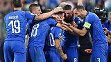 Euro 2020: Italia-Bosnia 2-1