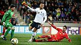 L'attaquant des Bleus Kylian Mbappé(c) buteur lors de la victoire 4-0 sur Andorre en match de préparation à l'Euro 2020 le 11 juin 2019