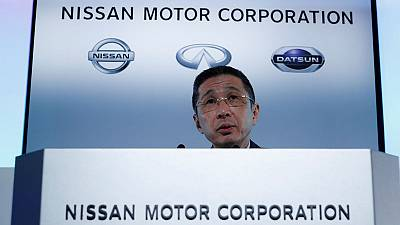 Proxy advisers lob rare rebuke against Nissan CEO Saikawa