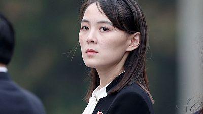 Kim Jong Un's sister to visit DMZ separating two Koreas, Seoul says