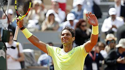 Nadal considered ending season after Indian Wells injury
