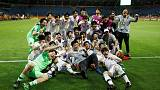 AFC president hails South Korea's run to U20 World Cup final