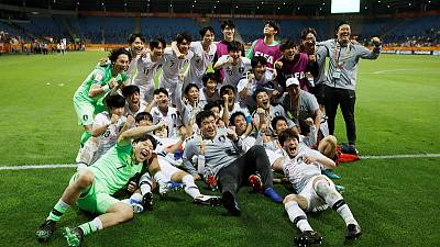 AFC president hails South Korea's run to U20 World Cup final