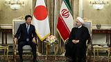 Rouhani - Japan wants to keep buying Iranian oil
