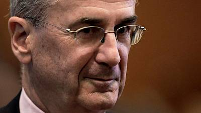 European Central Bank can act further if slowdown worsens - Villeroy