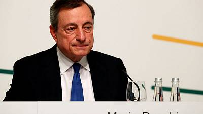 Central Europe particularly vulnerable to global trade war: Draghi
