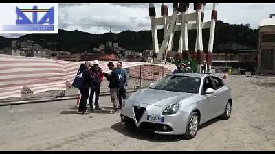 Ponte Genova: ispezione Dia ai cantieri