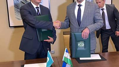 The Islamic Corporation for the Development of the Private Sector (ICD) and Kapitalbank sign a bilateral agreement to develop Islamic Finance in Uzbekistan