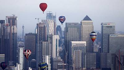 Parts of Britain's finance sector still not ready for no-deal Brexit - EU