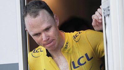 Team conferma, Froome non andrà al Tour
