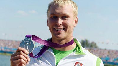 Doping: canoista perde argento olimpico
