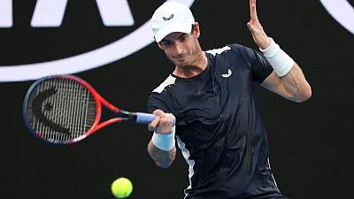 Murray expects U.S. Open to come too soon for singles return